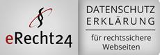 erecht24 datenschutz